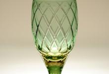 008:グラス(色被せ:緑、中:アンバー) 矢来